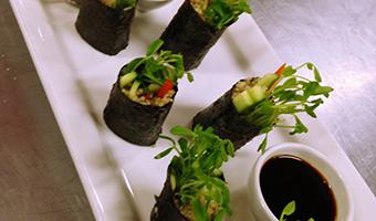quinoa sushi img - Contact